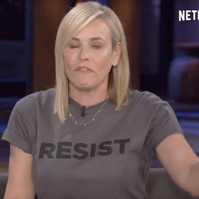 From the Cocaine-Encrusted Fingers of Chelsea Handler Comes…