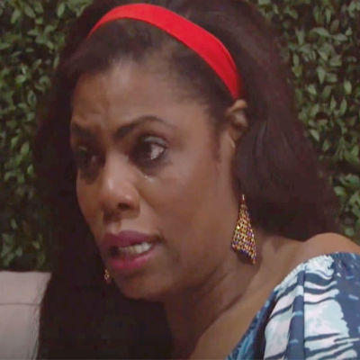 "Omarosa Cries Crocodile Tears On ""Celebrity Big Brother"" [VIDEOS]"