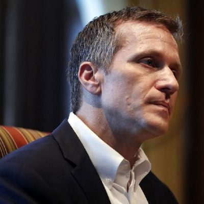 Missouri Governor Greitens Indicted [VIDEO]