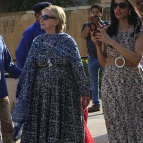 Hillary Clinton Says Women Just 'Misunderstood' Her India Remarks [VIDEO]