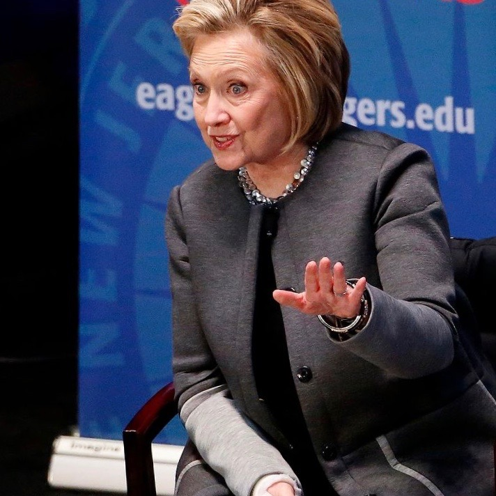 Hillary Calls 2016 Campaign 'Traumatic' And Regrets Saying Stuff [VIDEO]