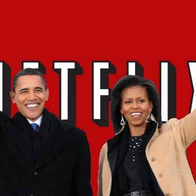 Netflix And Chill with the Obamas, God Help Us All!