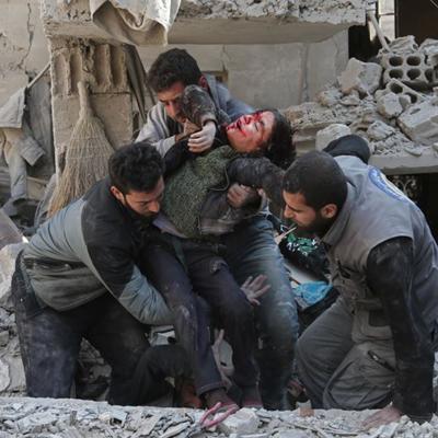 Nikki Haley Lays Syria Marker Down at U.N. [VIDEO]