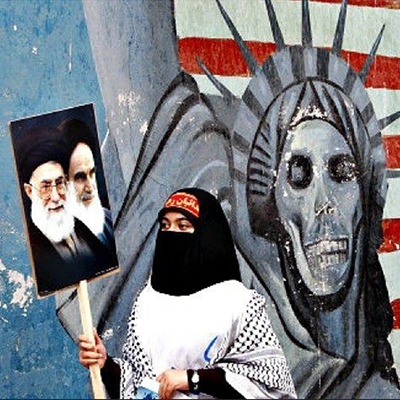 Dear America: Iran's Ayatollah Khamenei Would Like You to Please Hand Over Your Guns