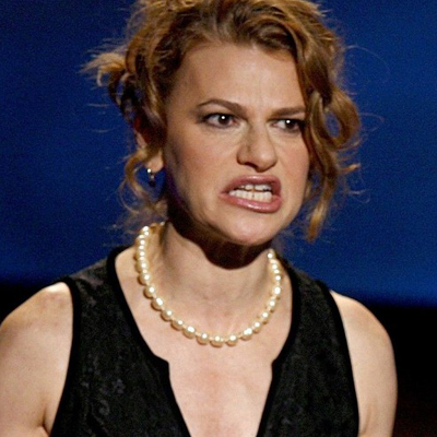 Roseanne's Sandra Bernhard Disses Trump's Women Voters. [VIDEO]