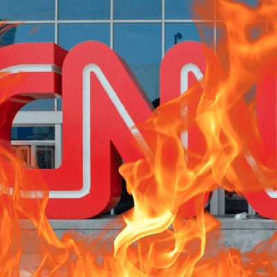 CNN Desperately Tries, Fails at Connecting Explosions to Race