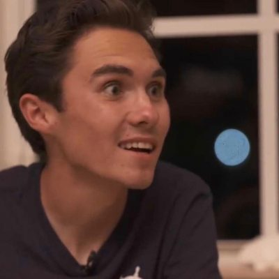 David Hogg Needs His Mouth Washed Out With Soap [VIDEO]