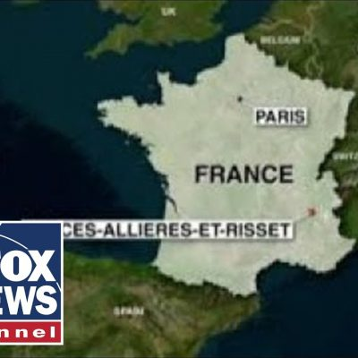 "France had an ""Unknown"" attacker try to run over soldiers"