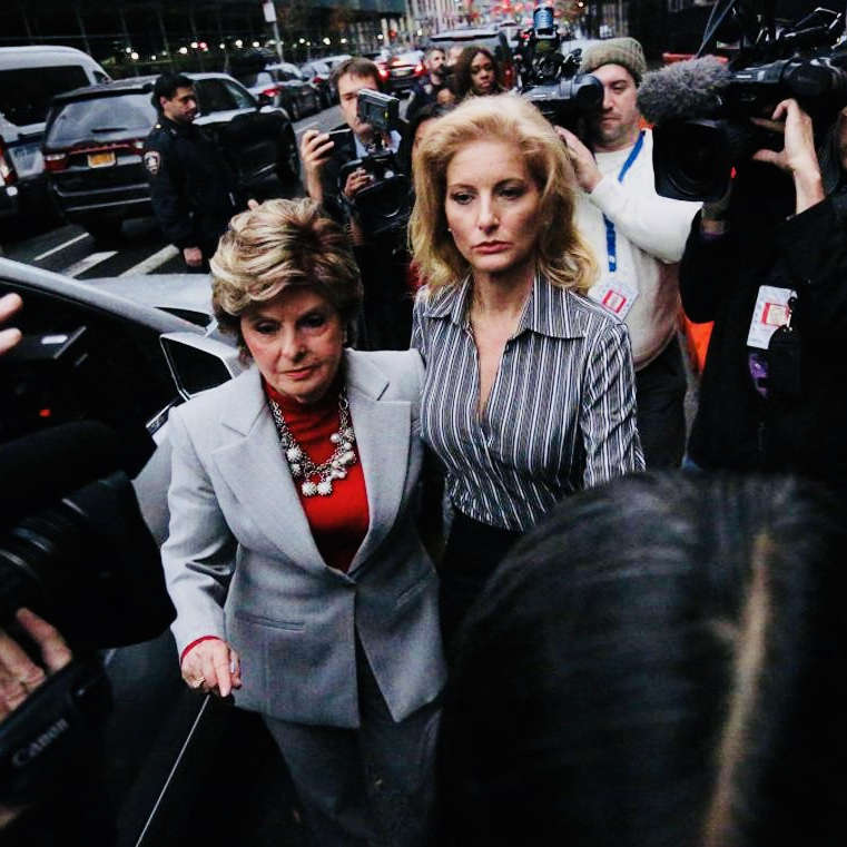 Predictably, Gloria Allred Abandons Trump Accuser Summer Zervos