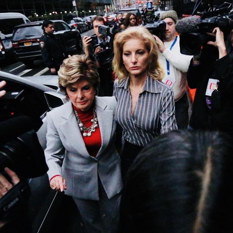 Predictably, Gloria Allred Abandons Trump Accuser Summer Zervos