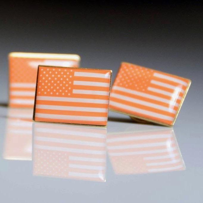 #Oscars2018: Anti-NRA Orange Flag Pins Are The New Black [VIDEO]