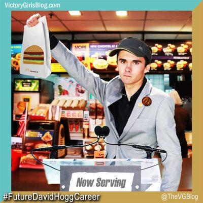 #FutureDavidHoggCareer As We See It