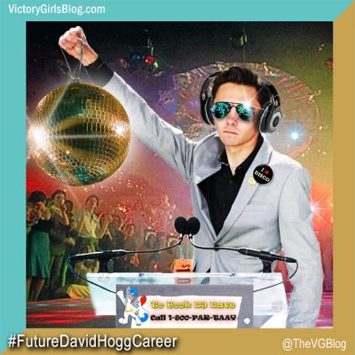#FutureDavidHoggCareer As We See It