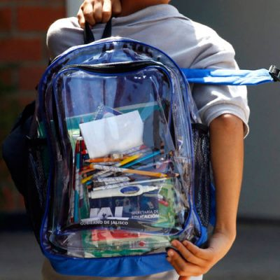 Parkland MSD Students Whine About Security: Clear BackPacks Violate Our Rights [VIDEO]