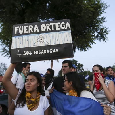 U.S. Shuts Down Embassy Ops in Nicaragua [VIDEO]