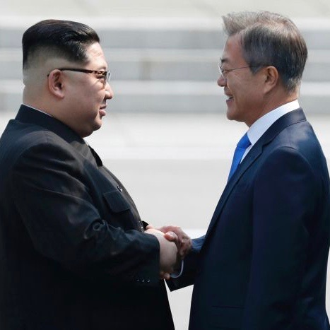 North And South Korea: The Handshake That Rocked The World [VIDEO]
