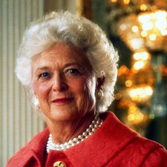Barbara Bush's Wellesley Speech: An American Woman Ahead Of Her Time [VIDEO]