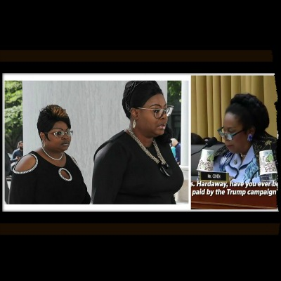 Diamond and Silk Versus Sheila Jackson Lee, Cue Head Smack