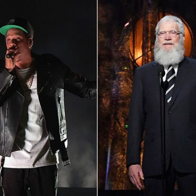 Jay-Z to Letterman: