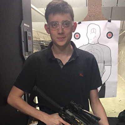 Parkland Survivor Kyle Kashuv Says School Security Officers Interrogated Him After Gun Range Visit