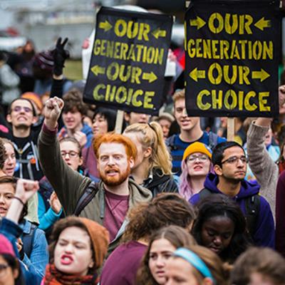 Millennials Hand Democrats a Nasty Poll Surprise