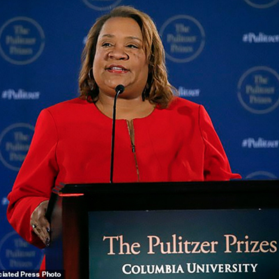 Pulitzer Prizes for Public Service Awarded Monday and It's a Joke