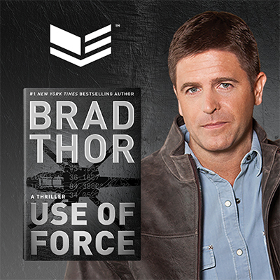 Author Brad Thor Wants to Challenge Trump in 2020. [VIDEO]