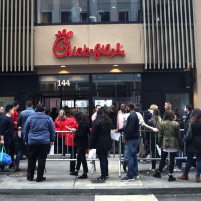"""Hate Chicken"" and ""Cow Shadenfreude"": The New Yorker Takes Aim At Chick-fil-A"