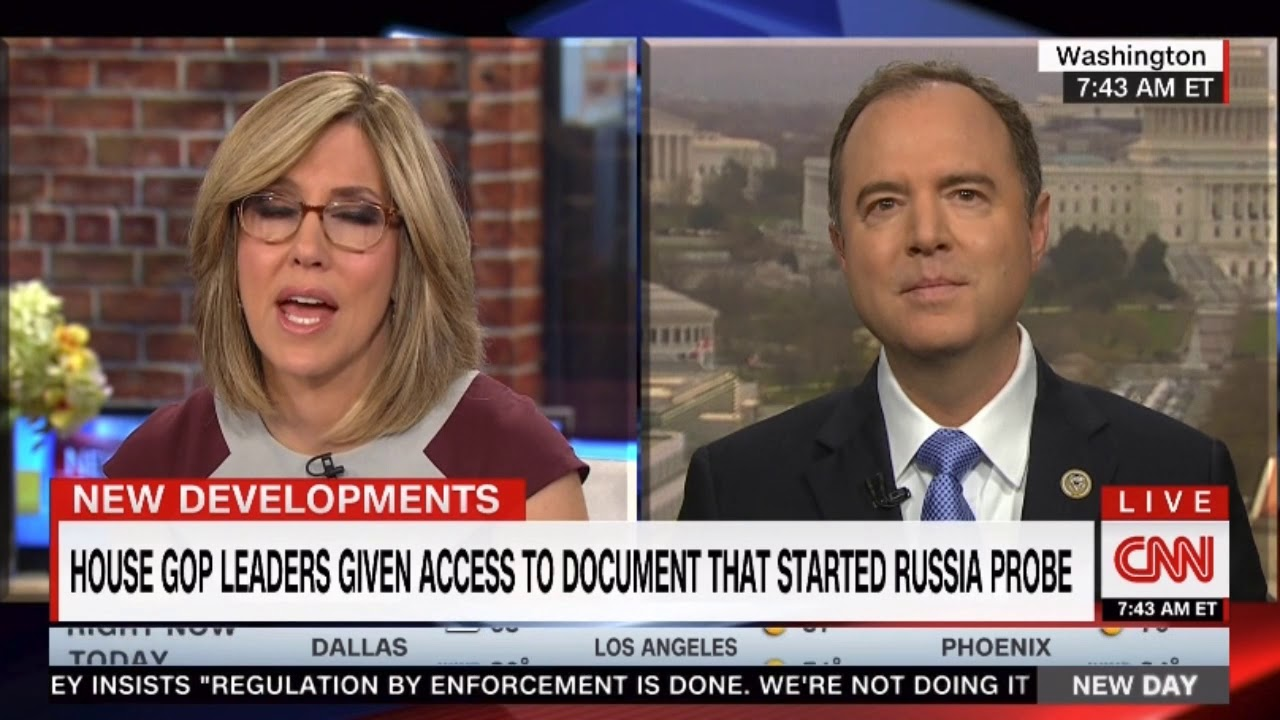 Schiff- Protecting the President by Tearing Down Institutions