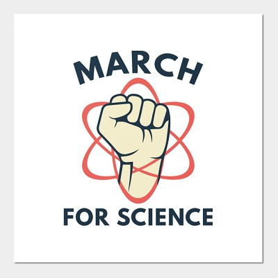 "Science Deniers March for ""Science,"" But Only the Science They Like"
