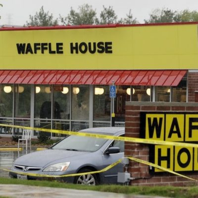 Is The Waffle House Shooter's Father Legally Culpable? [VIDEO]
