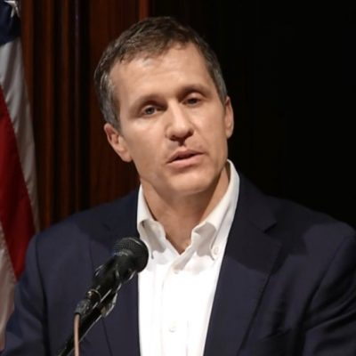Missouri's Governor Eric Greitens Resigns Over Affair And Campaign Finances [VIDEO]