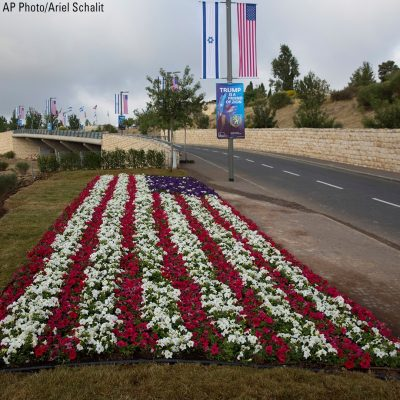 US Embassy Opens In Jerusalem [VIDEO]