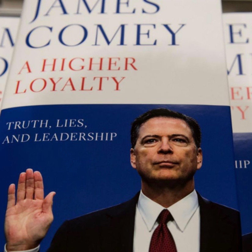 Collusion: FBI Told James Comey To Consult With Mueller Prior To Testimony [VIDEO]