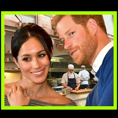 Royal Wedding 2018 – The Menu and Bowl Food