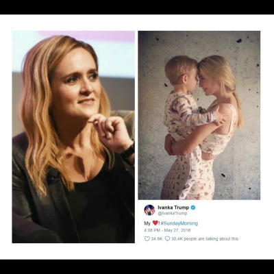 Samantha Bee and the Exposure of Toxic Femininity