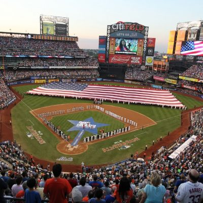 When America's Pastime Produced America's Heroes