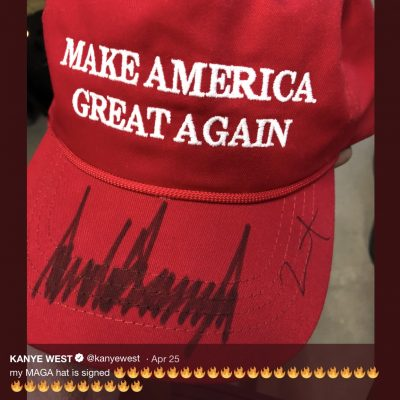 Polls Up for Trump: Did Kanye West's MAGA Hat Open Minds? [VIDEO]
