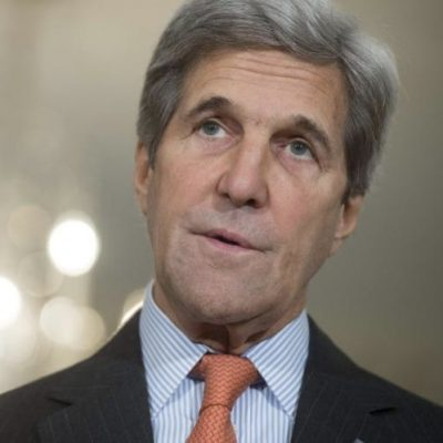 Lock Him Up: If Anyone Is Violating the Logan Act, It's John Kerry!