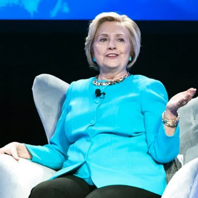 Would you put Hillary in charge of Facebook?