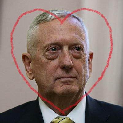 Here's Another Reason Why We Heart Defense Secretary James Mattis. [VIDEO]