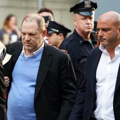Perp Walk: Harvey Weinstein Charged With Rape And Sex Abuse [VIDEO]