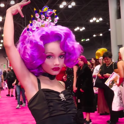 What Fresh Hell? Why is a Nine-Year-Old Boy a Drag Queen at RuPaul's DragCon? [VIDEO]