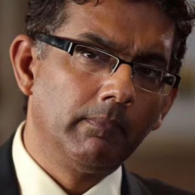 Trump To Pardon Dinesh D'Souza And Liberals Throw Hissy Fit [VIDEO]