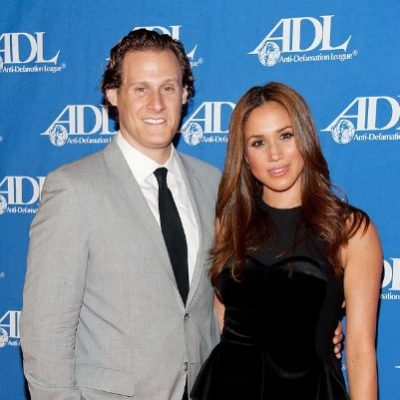 Meghan Markle's Ex-Husband  Leaves The Country In Bid To Avoid Royal Wedding Coverage [VIDEOS]