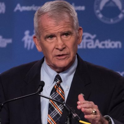 What Did Oliver North Say About School Shootings And Medication? [VIDEO]