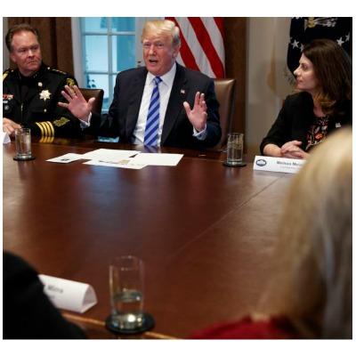 President Trump Calls Some Illegal Immigrants 'Animals'