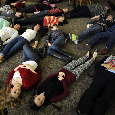 Hey, David Hogg, the 60's Called. They Want Their Die-In Protests Back. [VIDEO]