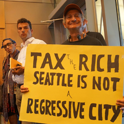 Stuck on Stupid: The Seattle City Council Wants to Levy Another Tax. [VIDEO]
