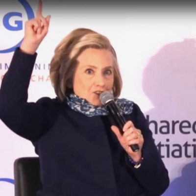 Hillary's Blame Game Continues: I Lost Because Democrat Voters Are Socialists [VIDEO]